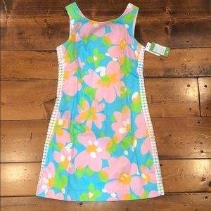 NEW Lilly Pulitzer Delia Shift Dress